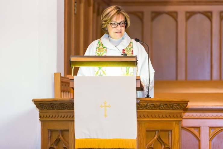 Rev. Ruth Costello